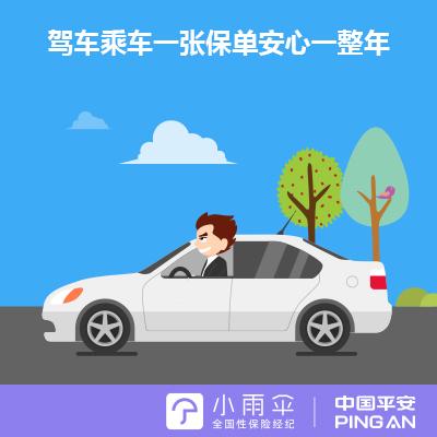 小雨伞-平安车上人员意外险
